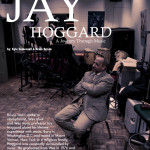 Vertical Jay Hoggard in Waves Magazine 1