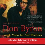 Don Byron Jungle Music for Post-Moderns