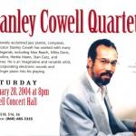 Stanley Cowell Quartet