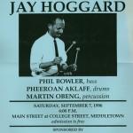 Jay Hoggard '96
