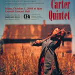 Regina Carter Quintet '04