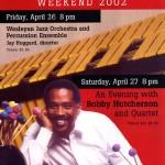 Wesleyan Jazz Weekend '02