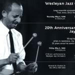 Wesleyan Jazz '96
