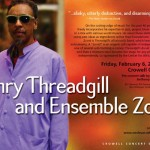 Henry Threadgill and Ensemble Zooid '09