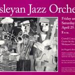 Wesleyan Jazz Orchestra '97