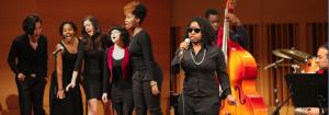 Group singers