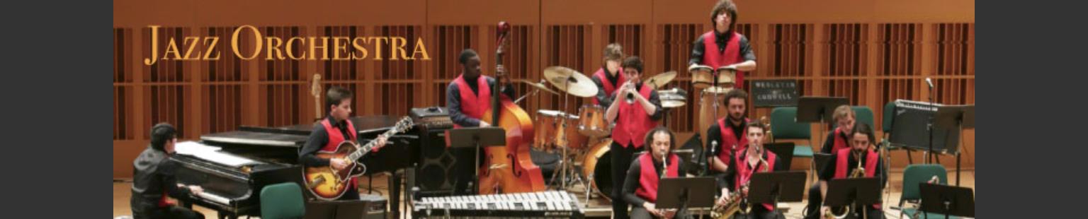 Wesleyan Jazz Orchestra